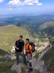 Malyovitsa peak Bulgaria