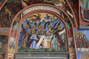 На литургия се стои докрай, защото иначе ангелите ще изтрият името ви от списъка на чакащите за Рая!
